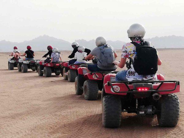 desert Safari Quad Tour