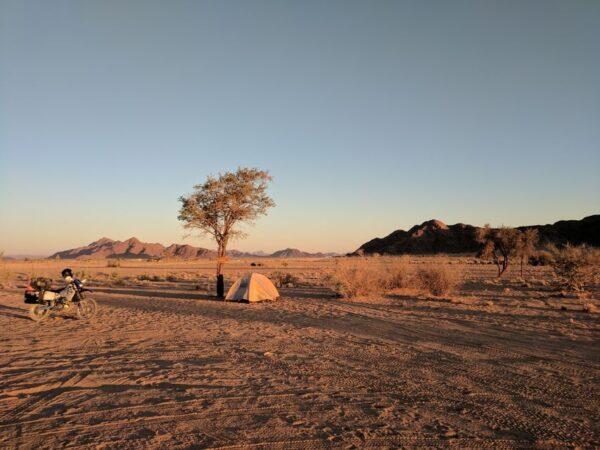 Bedouin villages