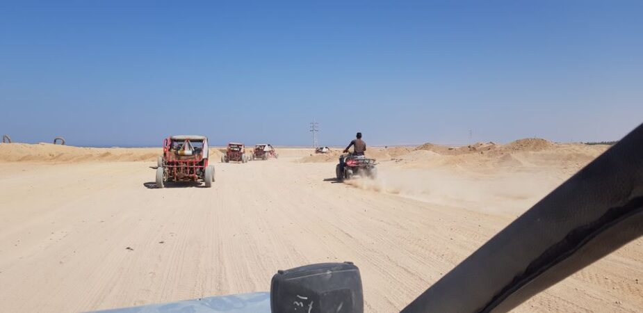 Hurghada Buggy Safari Tour