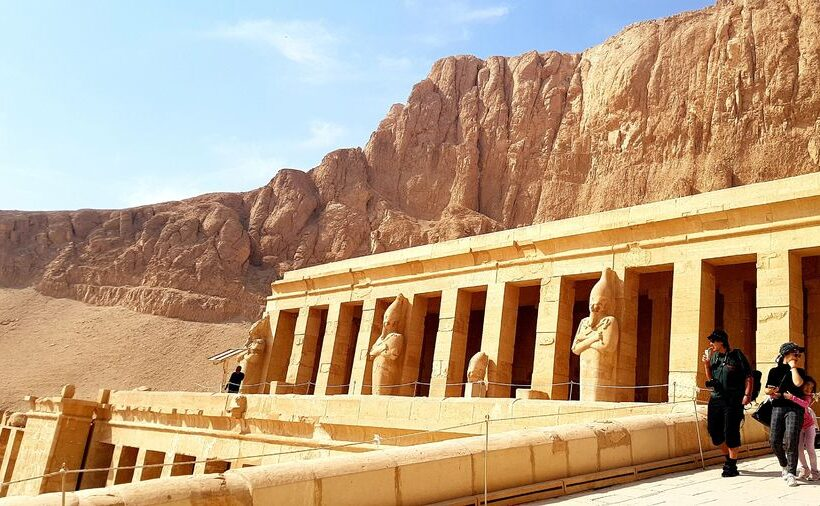 From Sharm El Sheikh: Excursions to Luxor by Air