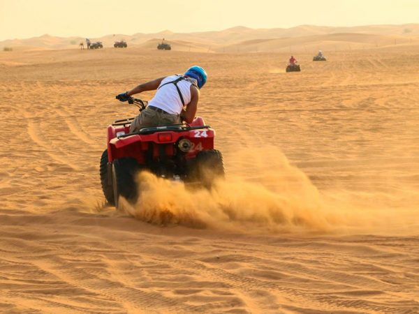Quad Desert Safari