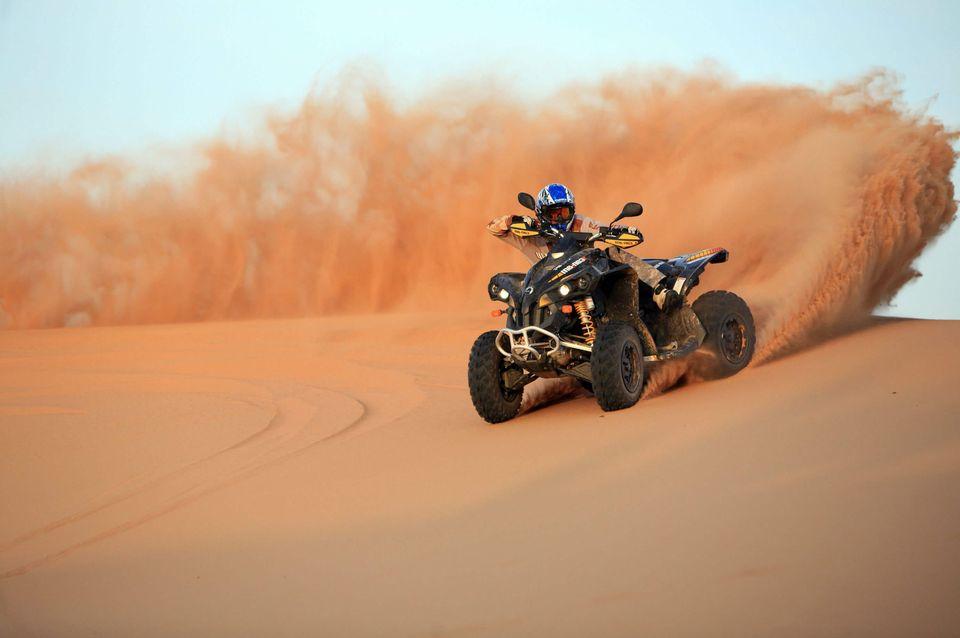 Quad Desert Safari In Hurghada