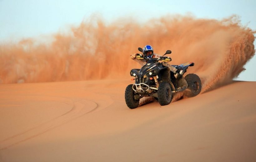 El Gouna: Safari Quad Biking, Bedouin Village and BBC Dinner