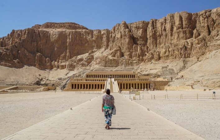 Hatsheput Temple - Hurghada: Day Trip To Luxor Highlights And Valley Of The Kings Guided Tour