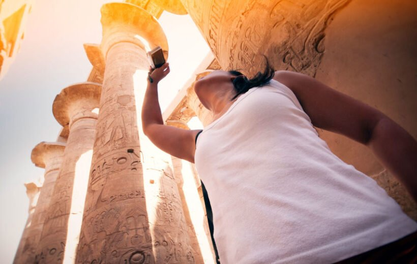 FROM MAKADI BAY: PRIVATE GUIDED TOUR TO LUXOR
