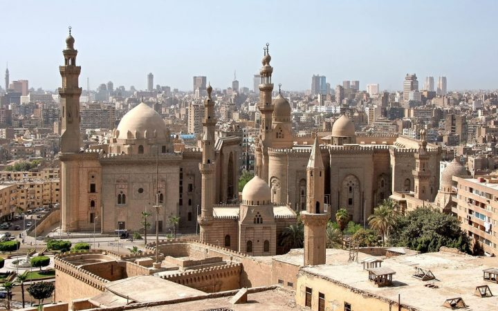 Cairo overview Trip from El Gouna