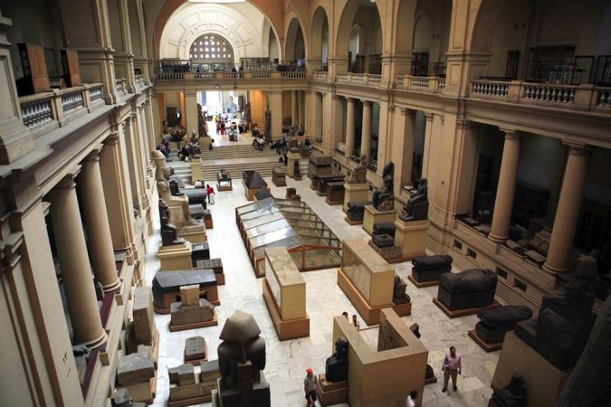 egyptian museum in cairo tickets