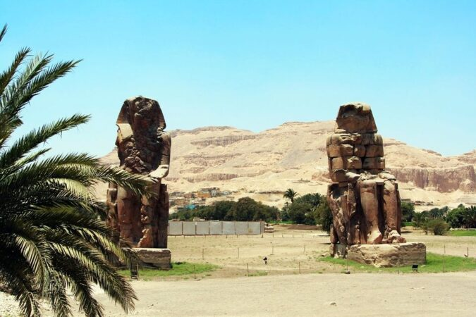 colossus memnon Hurghada: Day Trip To Luxor Highlights And Valley Of The Kings Guided Tour