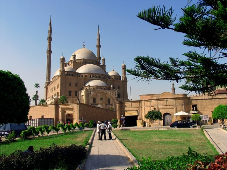 Cairo - Saladin Citadel