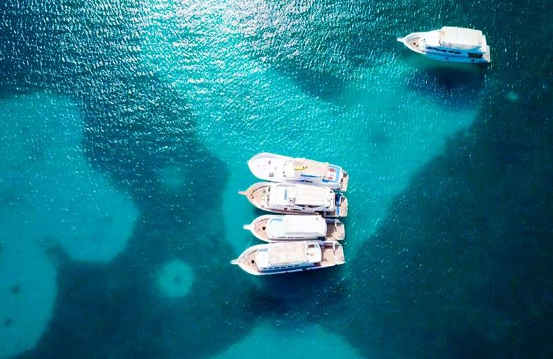 Hurghada: Orange Bay Island and Parasailing Tour