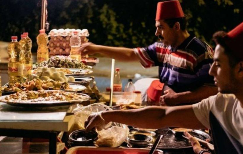 Hurghada: Street Food Tour with Local Guide