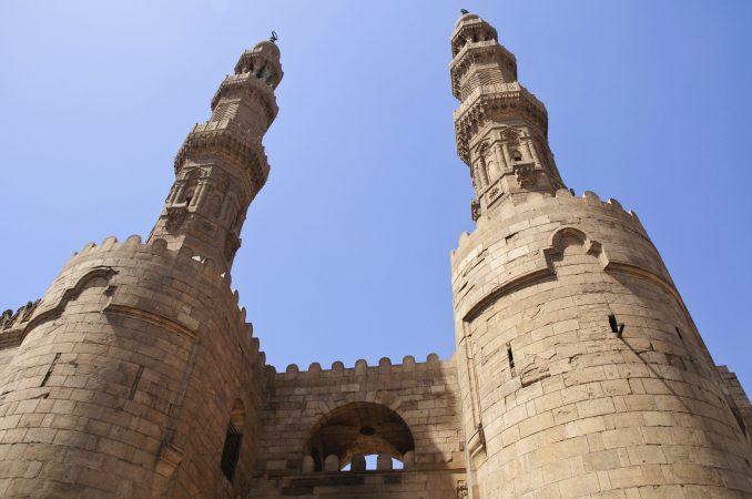 Cairo - Bab Zuweila