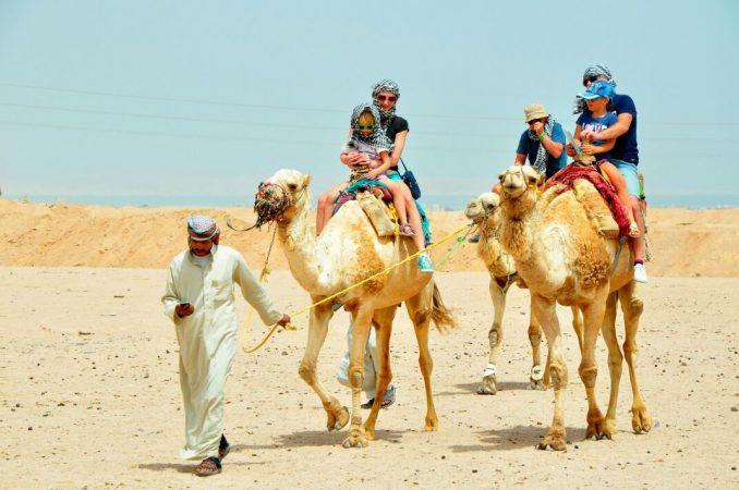 Desert Safari with Bedouin BBQ from Hurghada