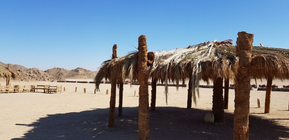 Full Day Desert Safari with Bedouin BBQ from Hurghada