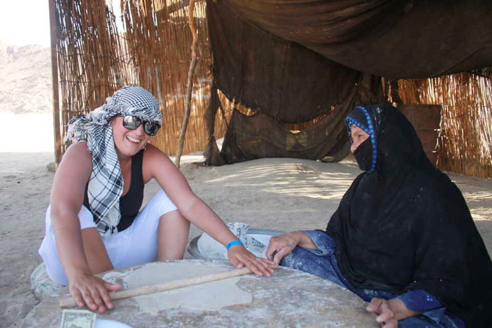 The Bedouin village, another more secluded world