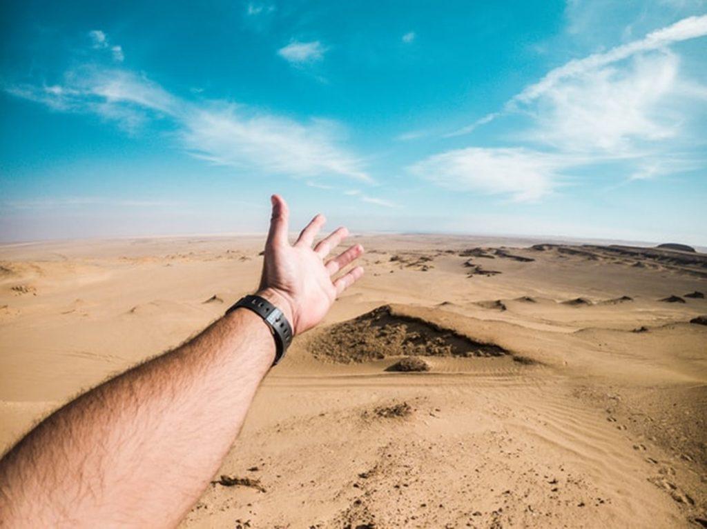 Safari in Hurghada, adrenaline in the desert