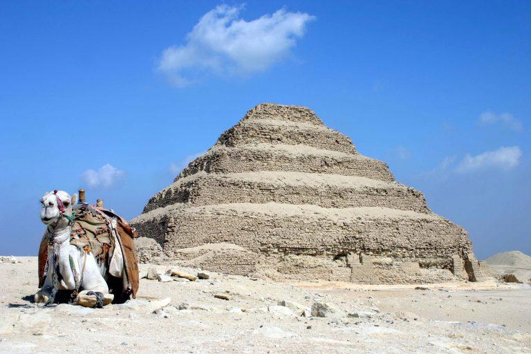Cairo - Saqqara and Dahshur