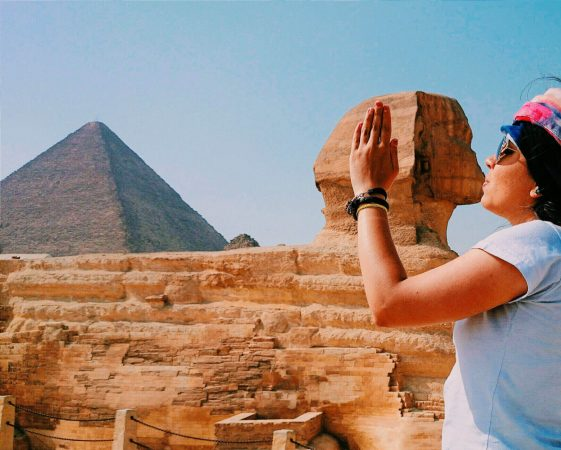 Day trip to Cairo