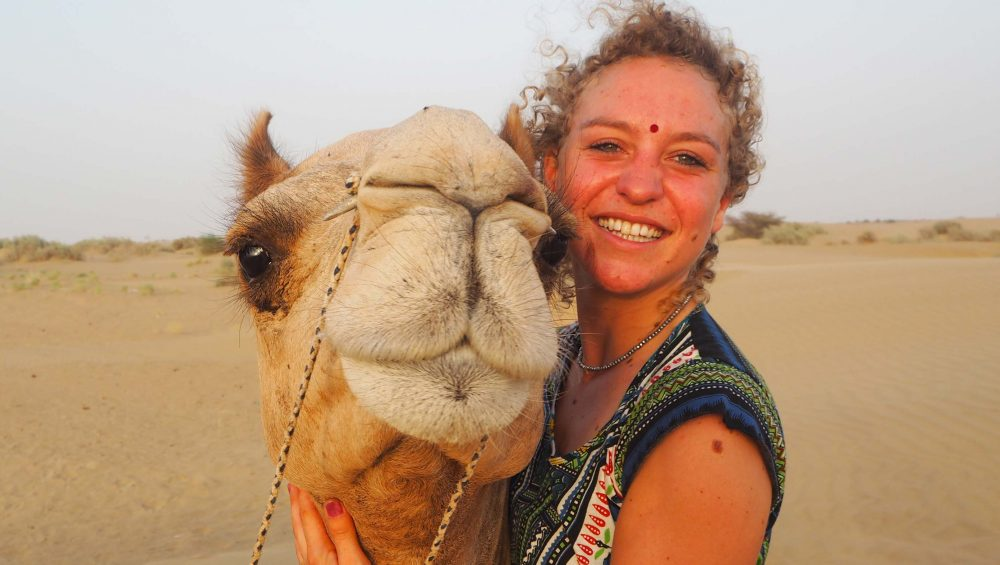 Camel Riding in Hurghada