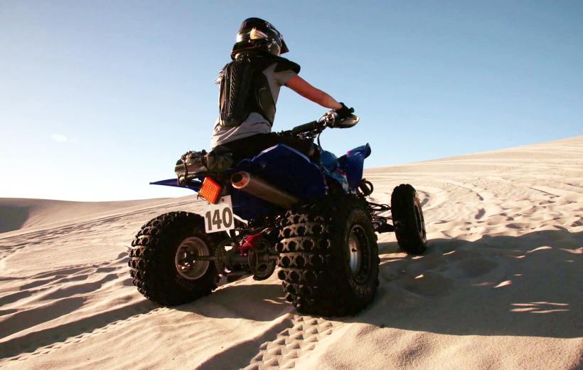 Makadi Bay: 3-Hour Quad Bike, Camel Ride, and Bedouin Village