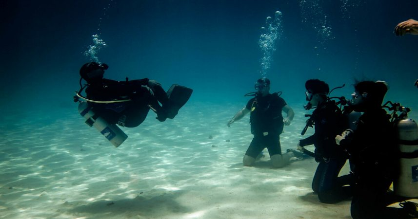 Hurghada: Diving course