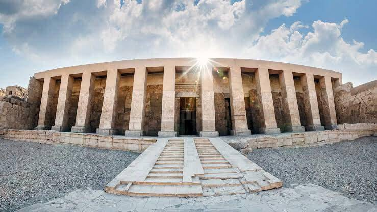 Hurghada: Dendera and Abydos Day Trip With Lunch