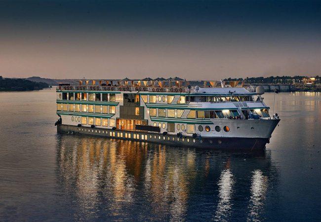 Nile Cruise 3 nights Luxor & Aswan