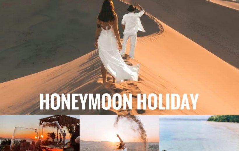 Hurghada: Honeymoon Holiday 7 Days in 5* Hotel with Best Excursions - Orange Bay Island, Desert Safari and Jungle Aqua Park