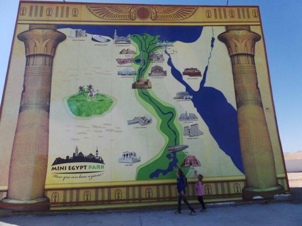 Mini Egypt Park
