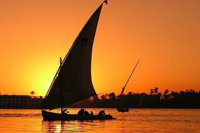 Falluca Ride in Nile Luxor
