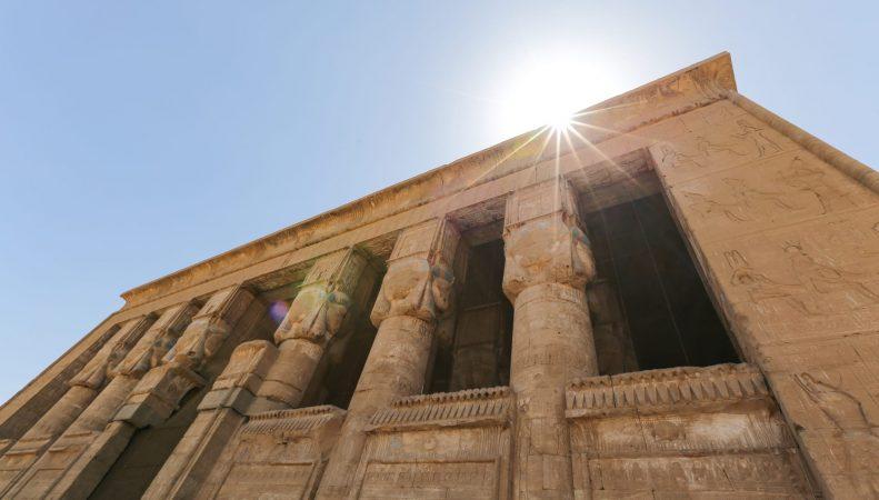 Dendera and Abydos Day Trip