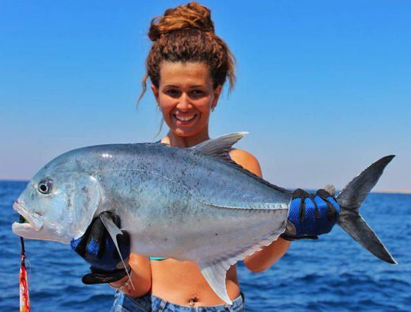 Fishing in Soma Bay