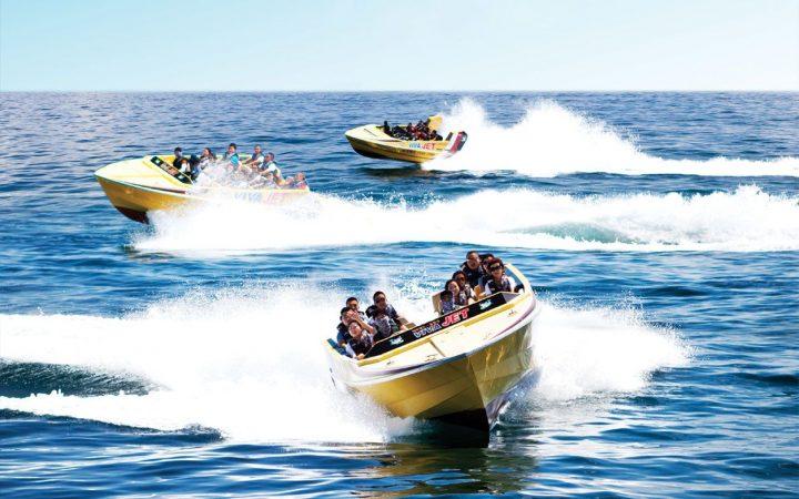 Jet Boat Soma Bay