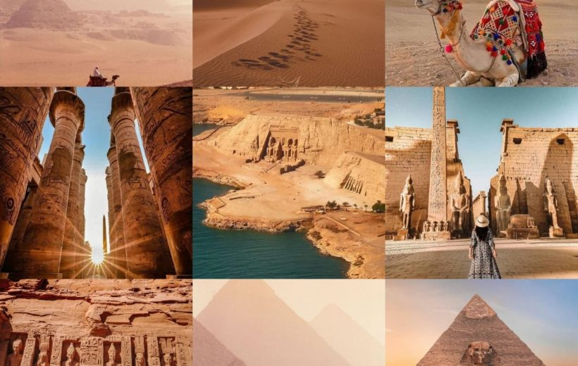 Hurghada: Historical Package - Day Tours by Bus Luxor, Abu Simbel and Cairo