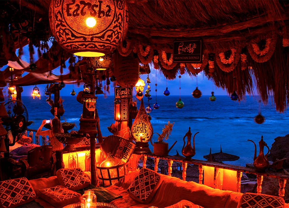Farsha Cafe Sharm El Sheikh
