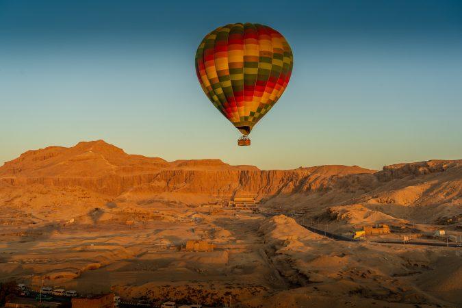 Luxor Air Balloon Ride