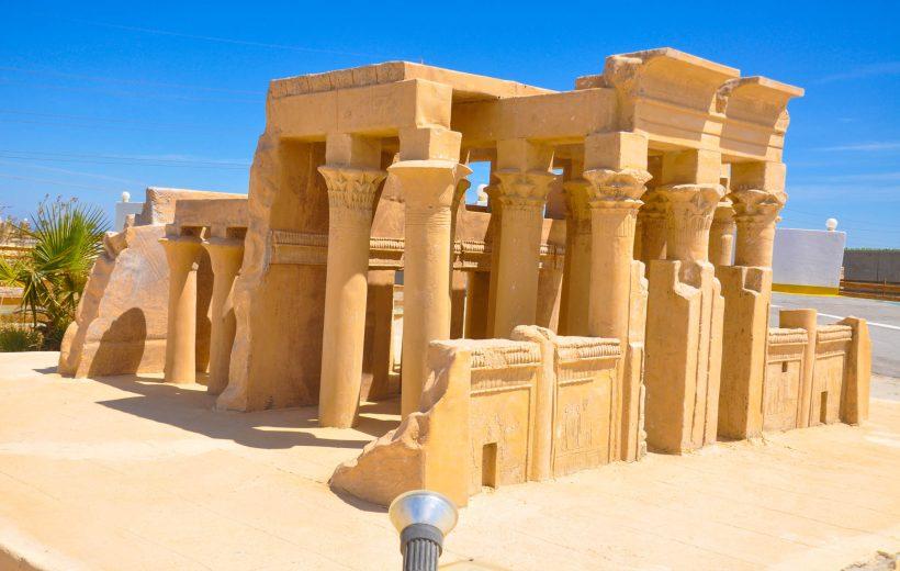 Makadi Bay: Mini Egypt Park with Transfer