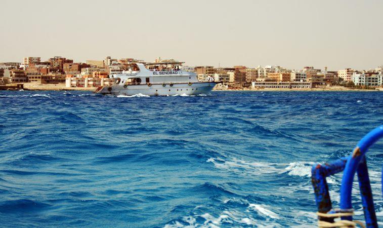 Sea trip in Hurghada