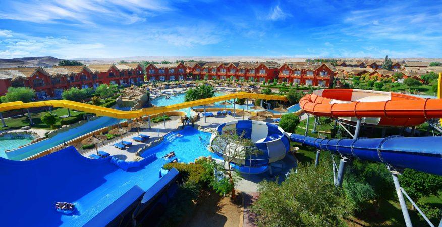 Jungle Aqua Park in Hurghada