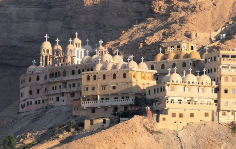 El Gouna: Visit Monasteries of St. Anthony and St. Paul Guided Tour