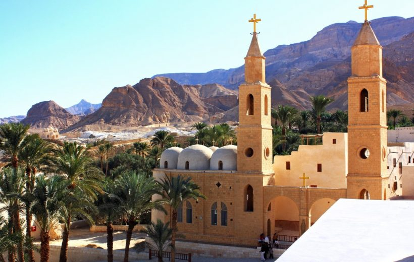 Makadi Bay: Visit Monasteries of St. Anthony and St. Paul Guided Tour