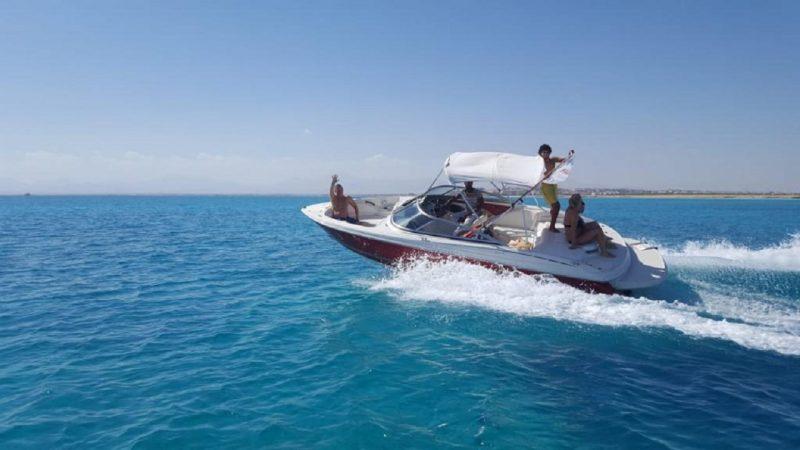 Private Sunset Speedboat Hurghada