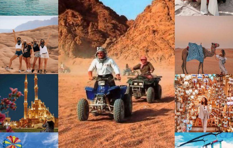 Hurghada: 5 Days Holiday 5* Hotel, Sea trip, Safari Trip, City Tour & Parasailing