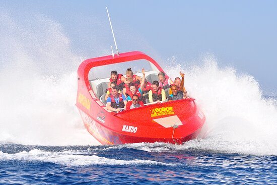 Jet Boat Hurghada