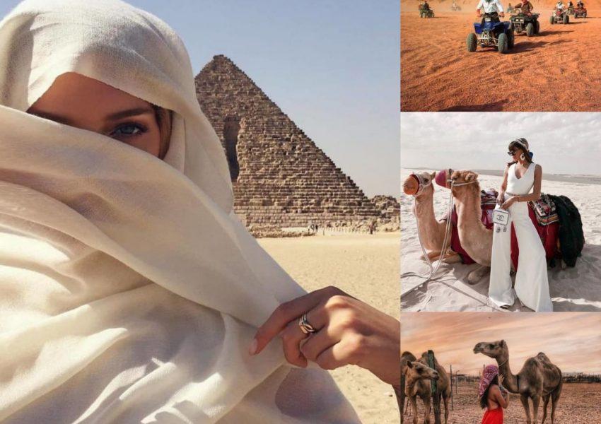 Hurghada: 5 Tours Package - Safari, Island trip, Aqua park, Luxor, Cairo