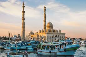 Hurghada City tour from El Gouna