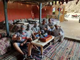 Hurghada: Buggy Safari with Bedouin Village