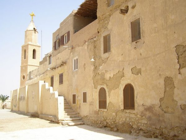 Monasteries of St. Anthony and St. Paul