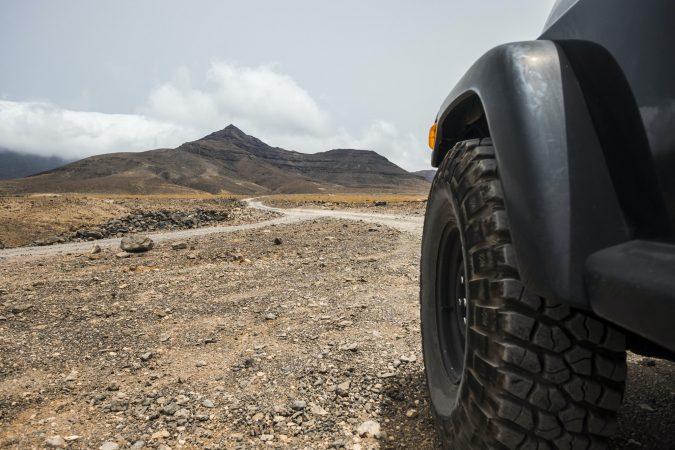 Hurghada: jeep safari