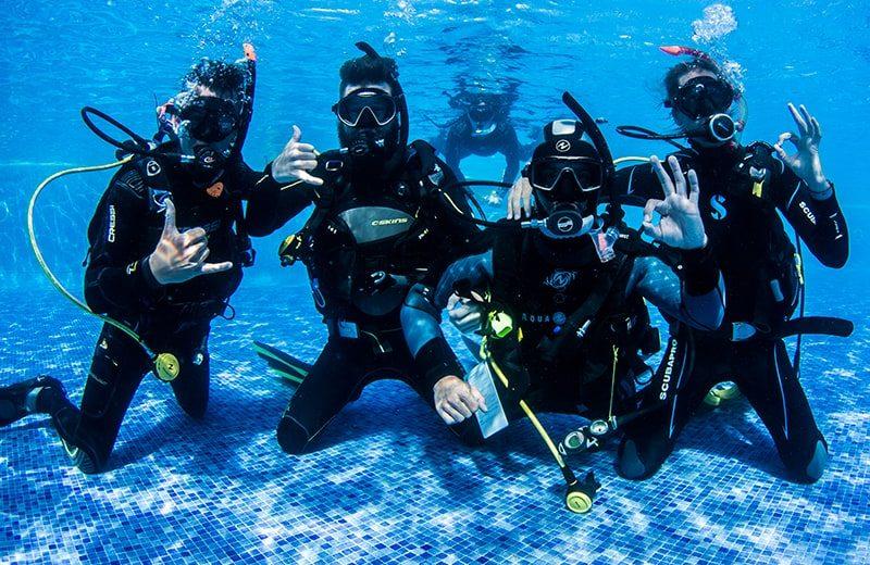 Hurghada: Diving course PADI 3 days